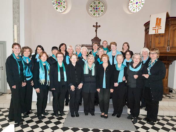 Deutsche Messe 2012